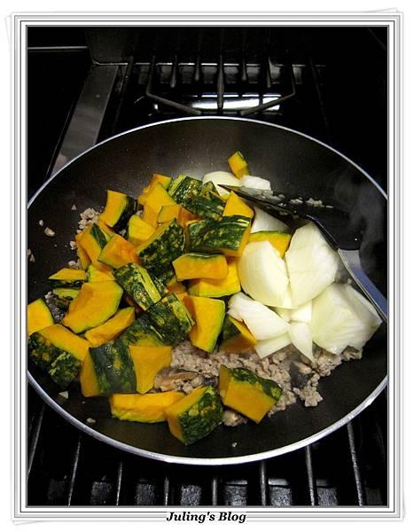 南瓜燉飯做法5.JPG