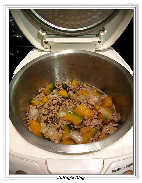 南瓜燉飯做法8.JPG