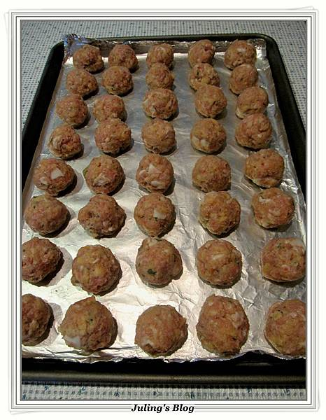 stove top stuffing meatballs做法3.JPG