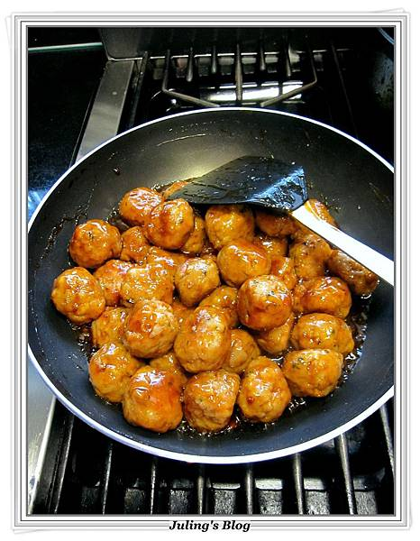stove top stuffing meatballs做法9.JPG