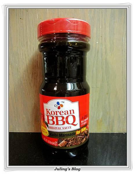用電飯鍋做韓式燒肉做法.JPG