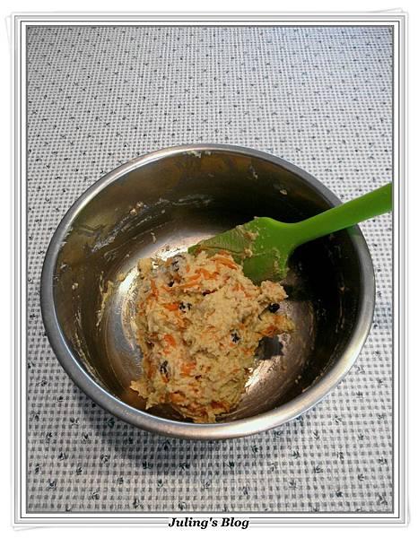 蜂蜜紅蘿蔔軟餅做法7.JPG