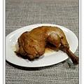 用電飯鍋烤雞腿1.JPG