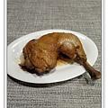 用電飯鍋烤雞腿2.JPG