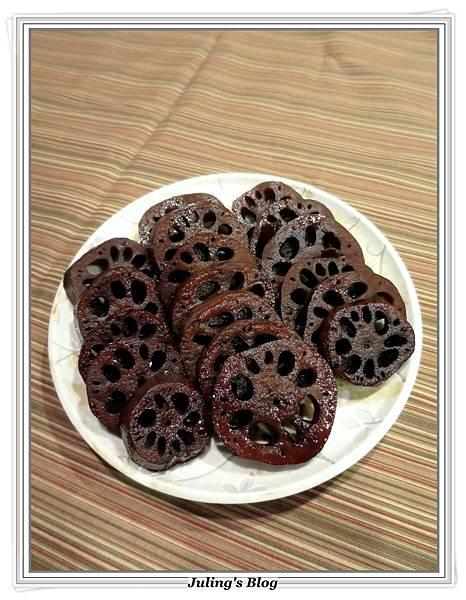 黑糖桂圓蓮藕2.JPG