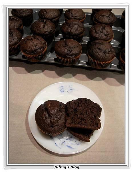 巧克力香蕉蛋糕1.JPG