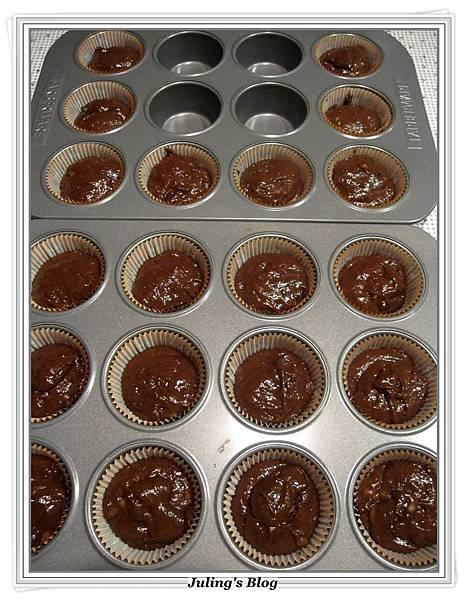 巧克力香蕉蛋糕做法3.JPG