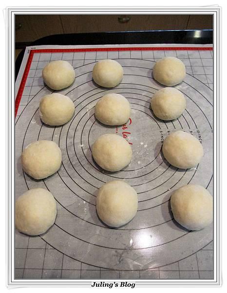芝麻奶酥麵包做法10.JPG