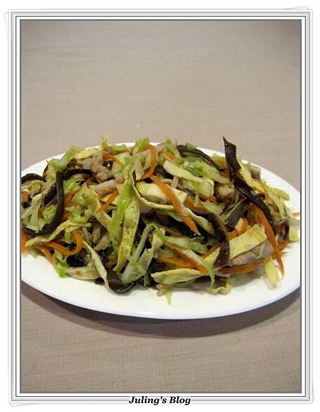 高麗菜炒五絲2.JPG