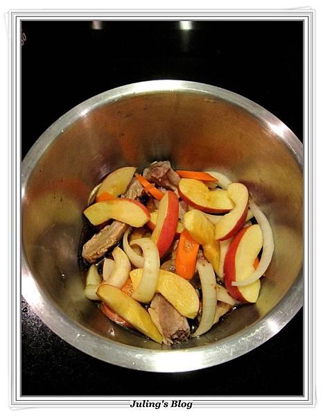 蘋果可樂燒肋排做法3.JPG
