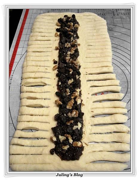 花環麵包做法8.JPG
