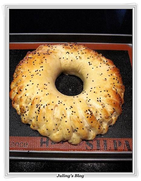 花環麵包做法14.JPG