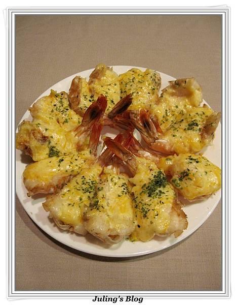 用炒菜鍋做焗烤大蝦2.jpg