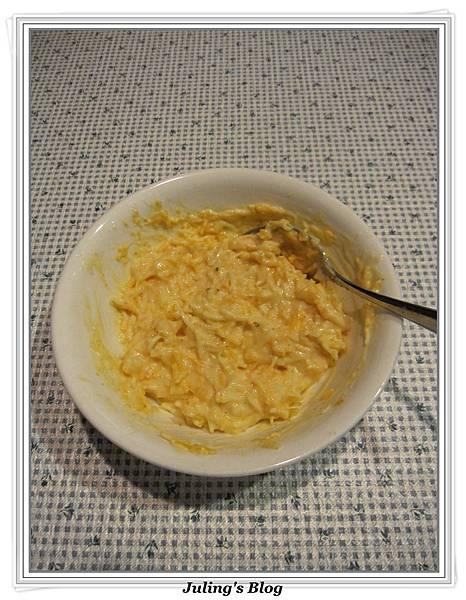 用炒菜鍋做焗烤大蝦做法2.jpg