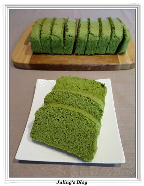 無油抹茶優格蛋糕2.JPG
