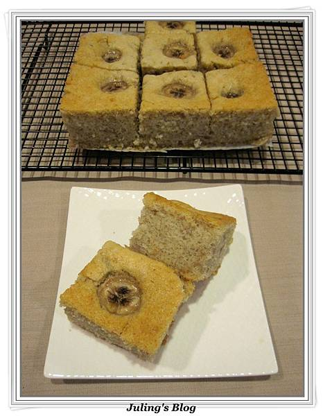 椰漿香蕉蛋糕1.JPG