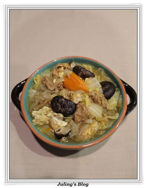 用電飯鍋做白菜滷2.jpg