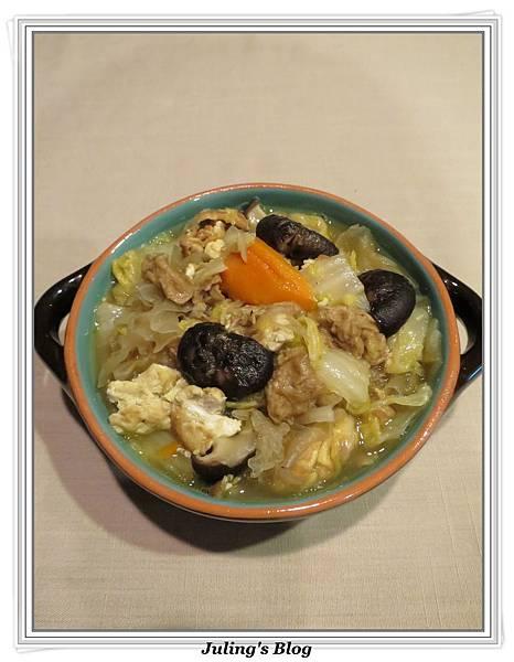 用電飯鍋做白菜滷3.jpg