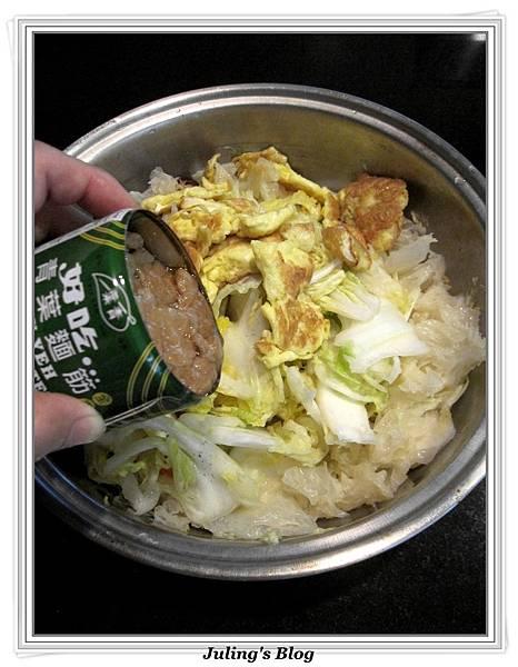 用電飯鍋做白菜滷做法5.jpg