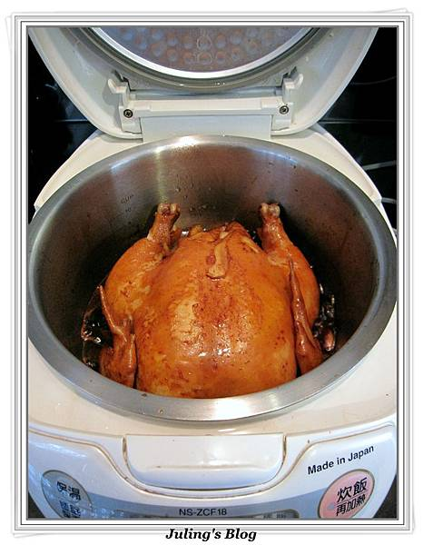 用電飯鍋做油雞做法5.jpg