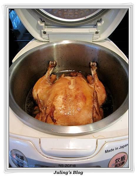 用電飯鍋做油雞做法6.jpg