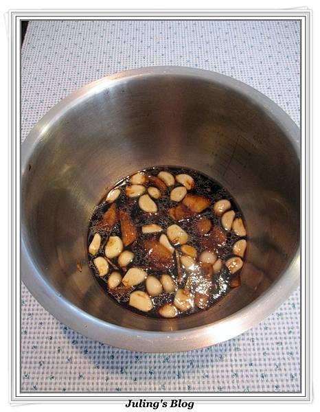用電飯鍋做三杯雞腿做法1.jpg