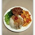 用電飯鍋做蒜香蜜汁雞2.jpg