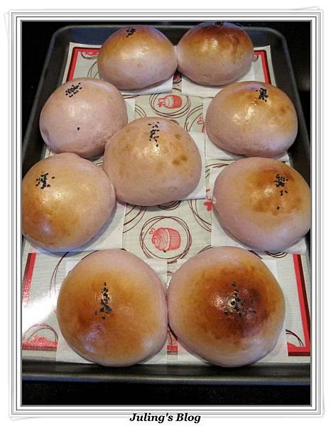 超軟爆漿紫薯麵包做法14.jpg