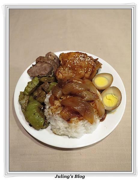 用電飯鍋做五香酸甜雞1.jpg