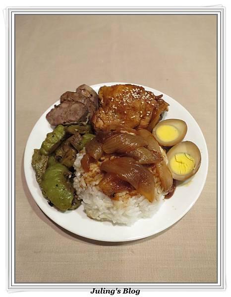 用電飯鍋做五香酸甜雞2.jpg