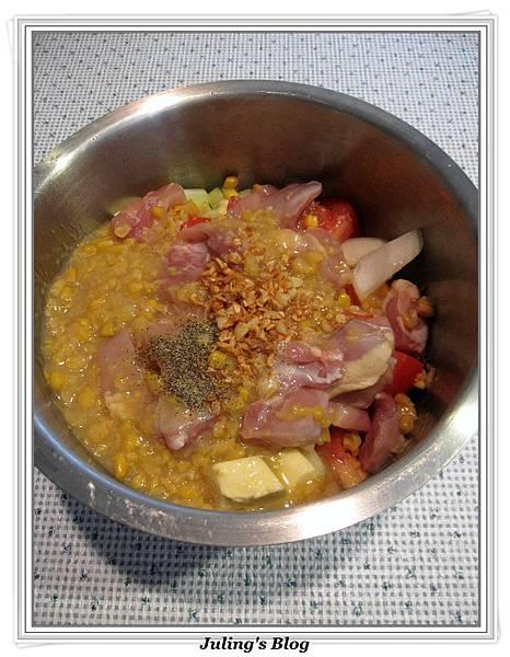 用電飯鍋做雞肉什蔬做法6.jpg