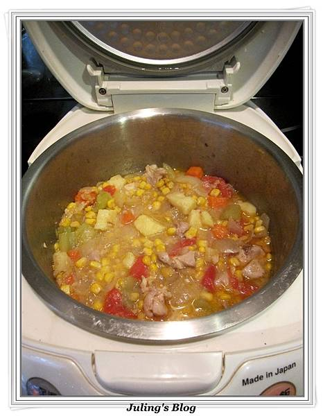 用電飯鍋做雞肉什蔬做法10.jpg