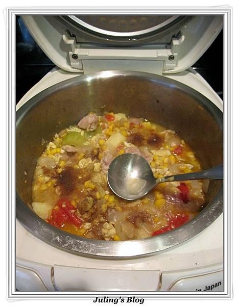 用電飯鍋做雞肉什蔬做法12.jpg