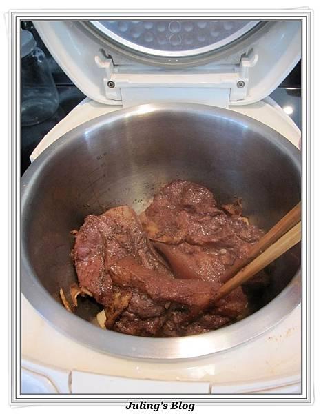 用電飯鍋做鹹豬肉做法7.jpg