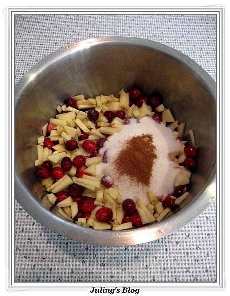 蘋果蔓越莓醬做法1.jpg