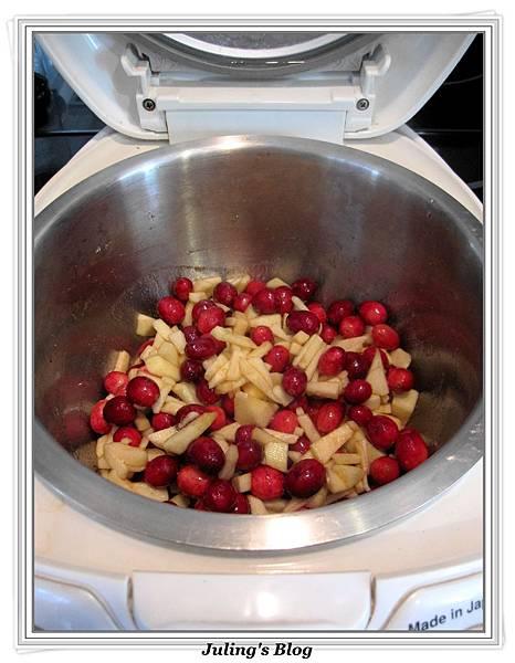 蘋果蔓越莓醬做法3.jpg