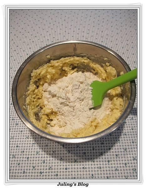 椰子菠蘿麵包做法9.jpg