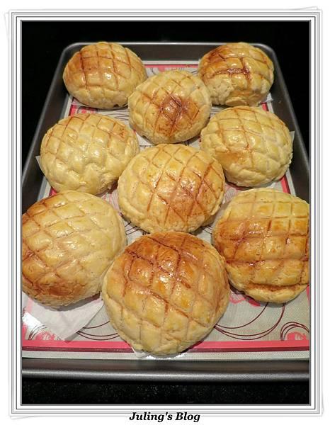 椰子菠蘿麵包做法28.jpg