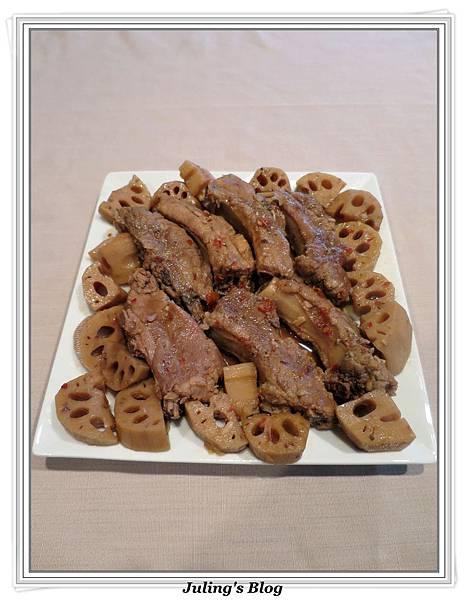 用電飯鍋煮蓮藕排骨1.jpg