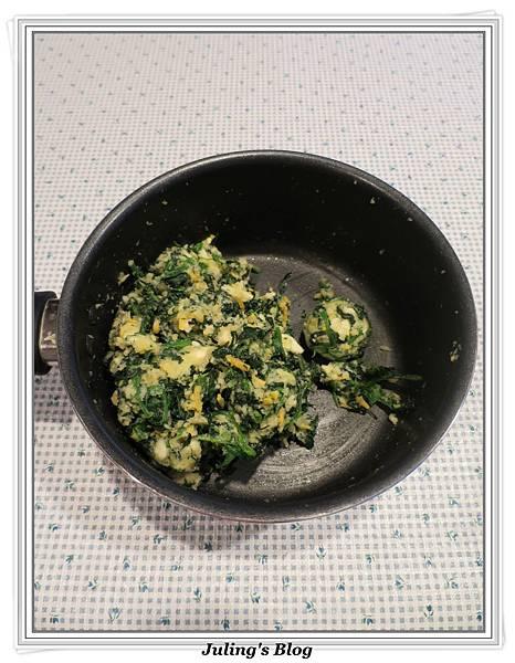 起司菠菜丸子做法4.JPG
