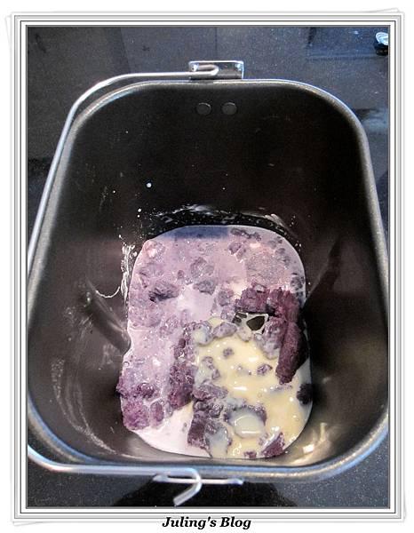 煉乳紫薯土司做法1.JPG