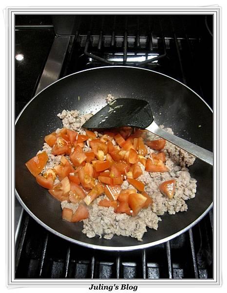 青椒蕃茄炒肉末做法4.jpg