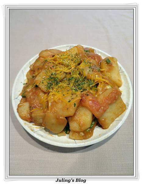 紅燴洋芋2