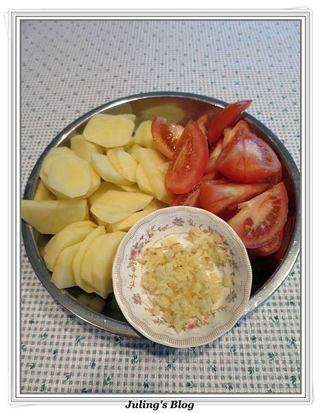 紅燴洋芋做法1