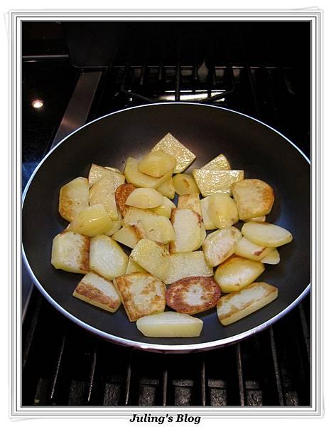 紅燴洋芋做法3