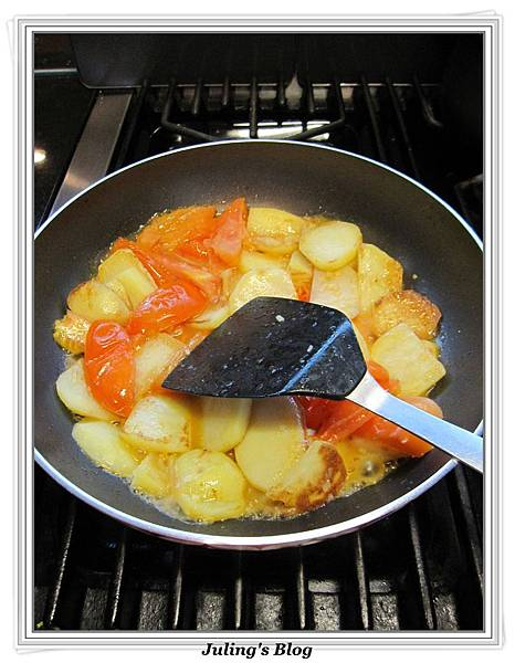 紅燴洋芋做法6