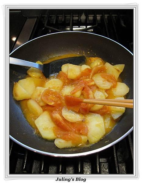 紅燴洋芋做法7