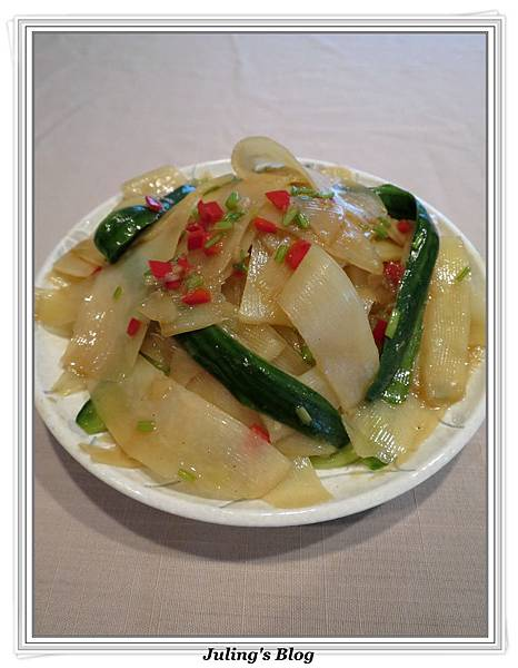 涼拌薯片1