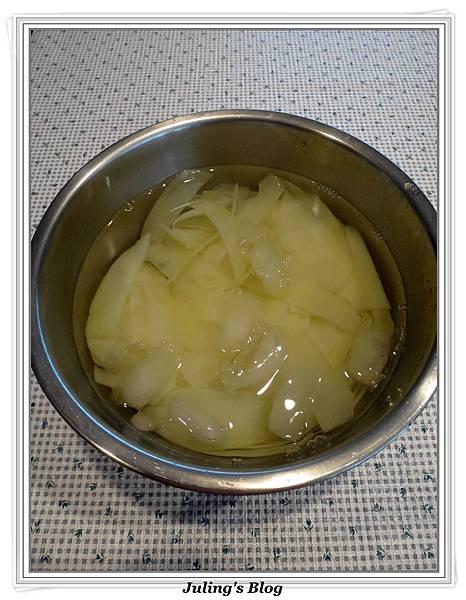 涼拌薯片做法5