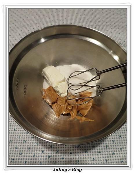 低脂蘋果香蕉蛋糕做法3.JPG